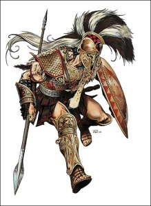 Ares D&D